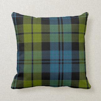 Campbell Tartan Pillow