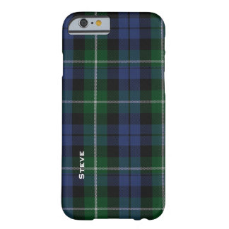 Campbell Tartan Plaid iPhone 6 Case