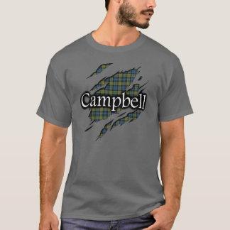 Campbell Tartan Spirit Shirt