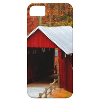 campbells covered bridge case for the iPhone 5