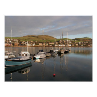 Campbeltown Scotland Poster