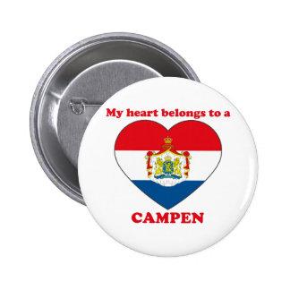 Campen 2 Inch Round Button