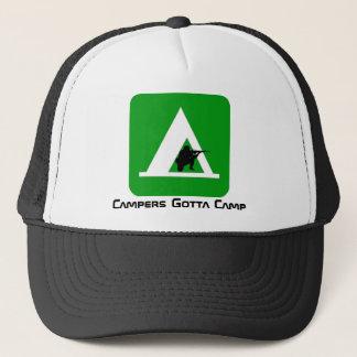 Camper Gaming Hat