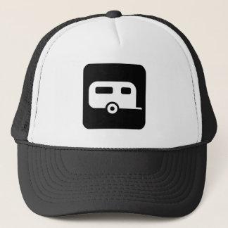 Camper Sign Trucker Hat