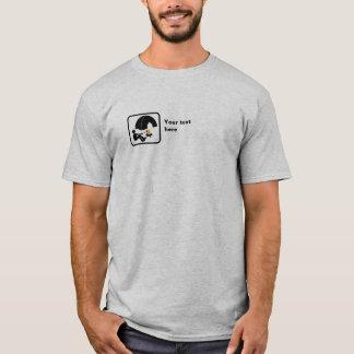 Camper Small Logo -- Customizable T-Shirt