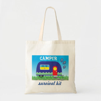 CAMPER Survival Kit Tote Bag