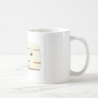 Camper Trailer Camping Van Coffee Mug