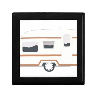 Camper Trailer Camping Van Gift Box