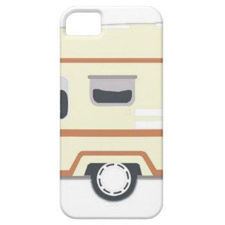 Camper Trailer Camping Van iPhone 5 Case