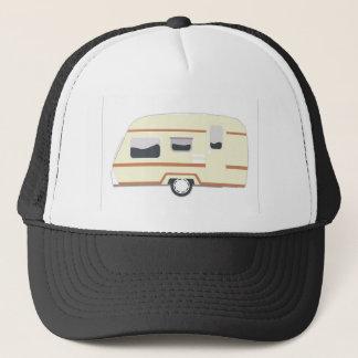 Camper Trailer Camping Van Trucker Hat