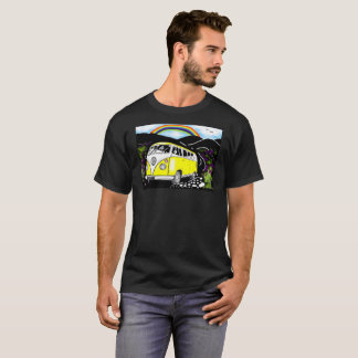 Camper van digital design T-Shirt