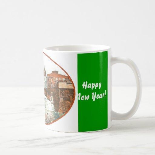 Camperdown & Falls Christmas Mug