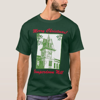 Camperdown Tower Christmas Tee
