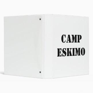 CAMPESKIMO BINDER