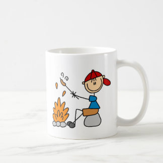 Campfire And Hot Dogs Mug