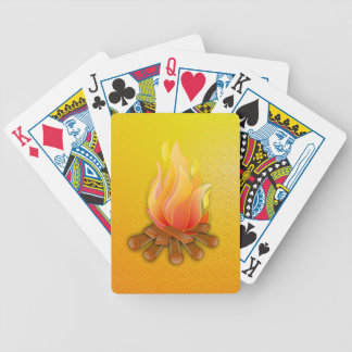 CAMPFIRE BICYCLE PLAYING CARDS