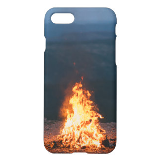 Campfire iPhone 7 Case