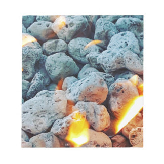 Campfire Notepad