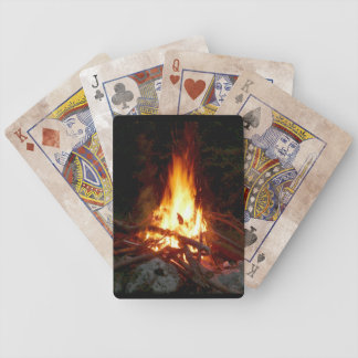 Campfire Playing Cards