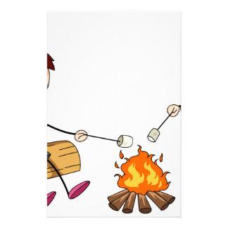 Campfire Stationery