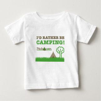 camping baby T-Shirt