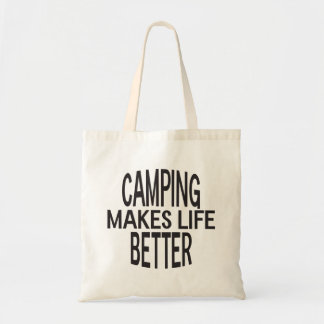 Camping Better Bag - Assorted Styles & Colors