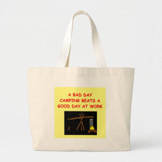 camping canvas bags