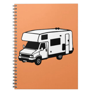 camping car notebooks