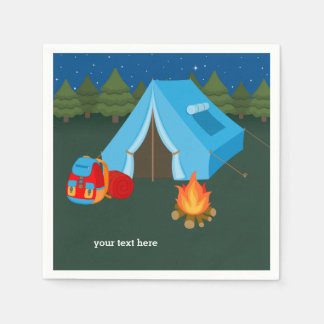 Camping Disposable Napkin