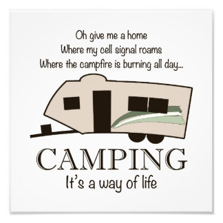 Camping: It's A Way of Life Photo
