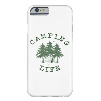 Camping Life Barely There iPhone 6 Case