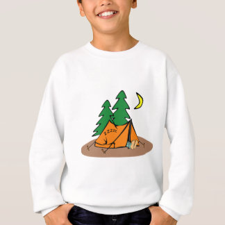 Camping Outside Sweatshirt