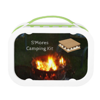 Camping S'Mores Kit Lunchboxes