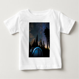 Camping Star Light Star Bright Baby T-Shirt