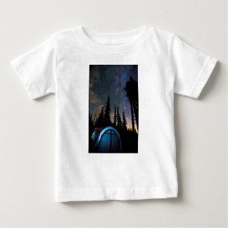 Camping Star Light Star Bright Baby T-Shirt