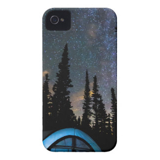 Camping Star Light Star Bright iPhone 4 Case-Mate Case