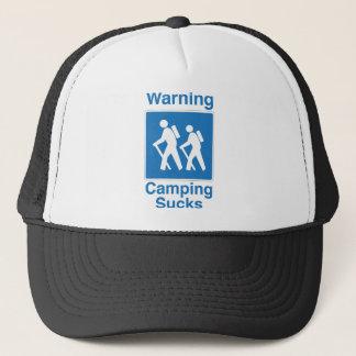 Camping Sucks Trucker Hat