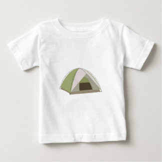 Camping Tent Baby T-Shirt