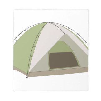 Camping Tent Notepads