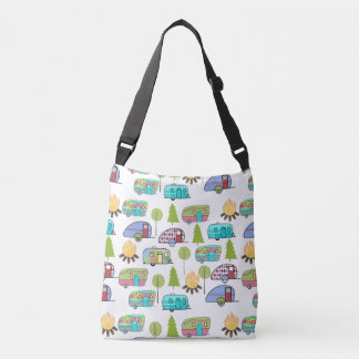 Camping Themed Tote Bags
