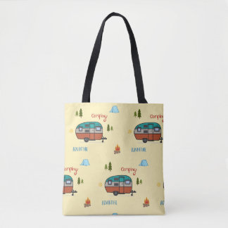 Camping Tote