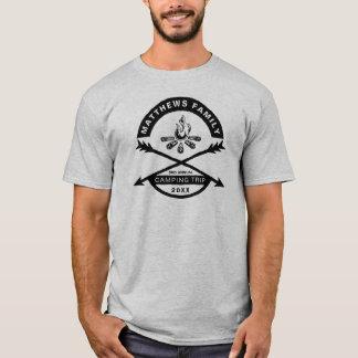 Camping Trip Reunion Shirt | Dark Design