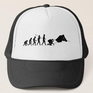 Camping Trucker Hat