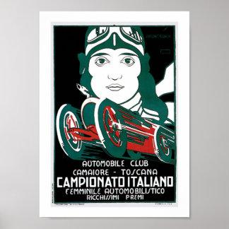Campionato Italiano Poster