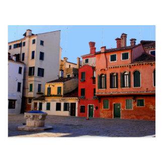 Campo de la Maddalena Postcard