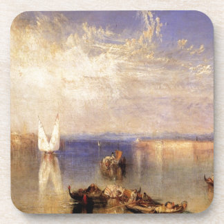 Campo Santo, Venice by William Turner Beverage Coaster