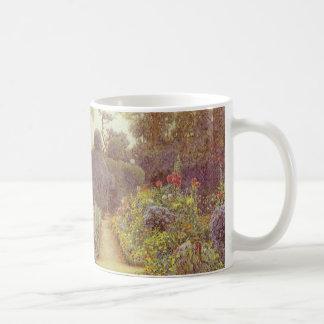Campsea Ashe, Suffolk by Ernest Arthur Rowe Coffee Mug