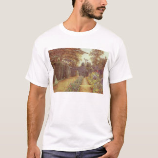 Campsea Ashe, Suffolk by Ernest Arthur Rowe T-Shirt