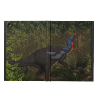 Camptosaurus dinosaur eating - 3D render Case For iPad Air