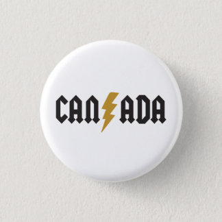 CAN-ADA 1 INCH ROUND BUTTON